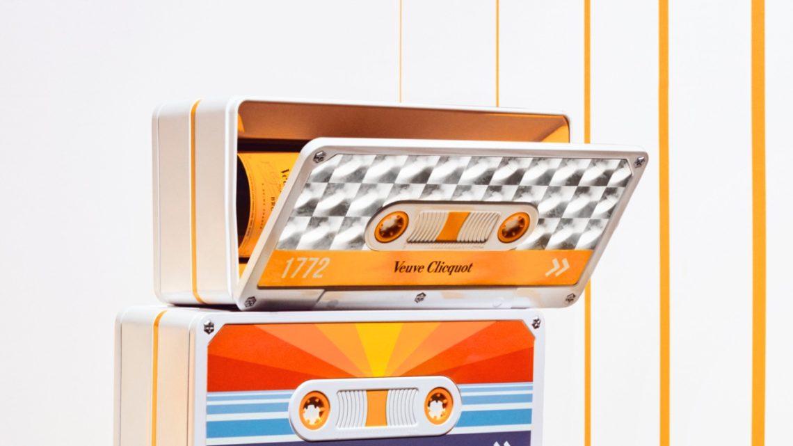 CLICQUOT cassette audio